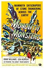 Watch The Monolith Monsters