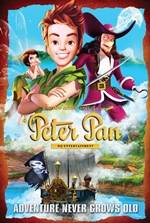 Watch The New Adventures of Peter Pan