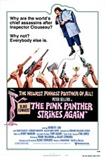 Watch The Pink Panther Strikes Again