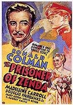 Watch The Prisoner of Zenda