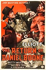 Watch The Return of Daniel Boone
