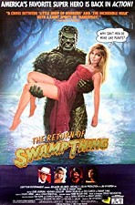Watch The Return of Swamp Thing