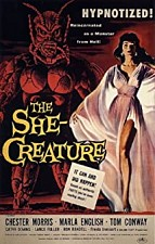 Watch The She-Creature