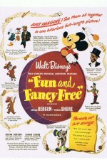 Watch The Story Behind Walt Disney's 'Fun and Fancy Free'