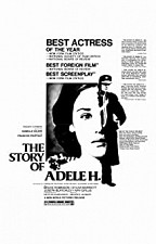 Watch The Story of Adele H