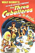 Watch The Three Caballeros
