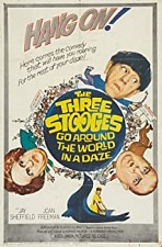 Watch The Three Stooges Go Around the World in a Daze