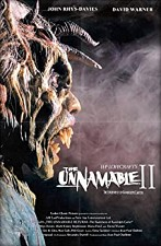 Watch The Unnamable II: The Statement of Randolph Carter
