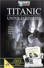 Watch Titanic: Untold Stories