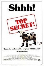 Watch Top Secret!: Huippusalaista!