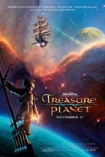 Watch Treasure Planet