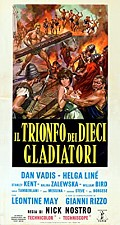 Watch Triumph of the Ten Gladiators