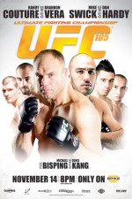 Watch UFC 105: Couture vs. Vera