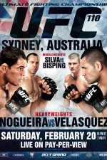 Watch UFC 110: Nogueira vs. Velasquez