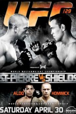 Watch UFC 129: St-Pierre vs. Shields