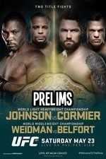 Watch UFC 187 Prelims