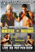 Watch UFC 51: Super Saturday