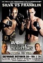 Watch UFC 77: Hostile Territory