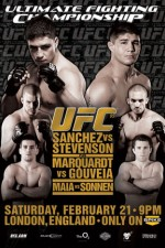 Watch UFC 95: Sanchez vs. Stevenson