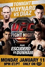 Watch UFC Fight Night: Maynard vs. Diaz