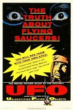 Watch Unidentified Flying Objects: The True Story of Flying Saucers