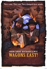 Watch Wagons East