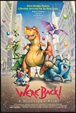 Watch We're Back! A Dinosaur's Story