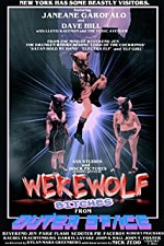 Watch Werewolf Bitches from Outer Space
