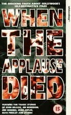 Watch When the Applause Died