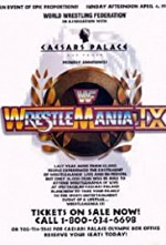 Watch WrestleMania IX