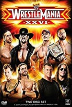 Watch WrestleMania XXVI