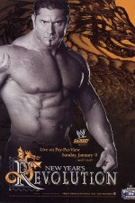 Watch WWE New Year's Revolution