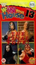 Watch WWF in Your House: Final Four