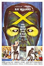 Watch X: The Man with the X-Ray Eyes