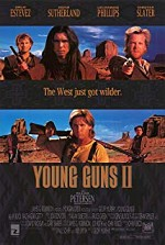 Watch Young Guns II: Blaze of Glory