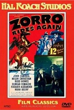 Watch Zorro Rides Again